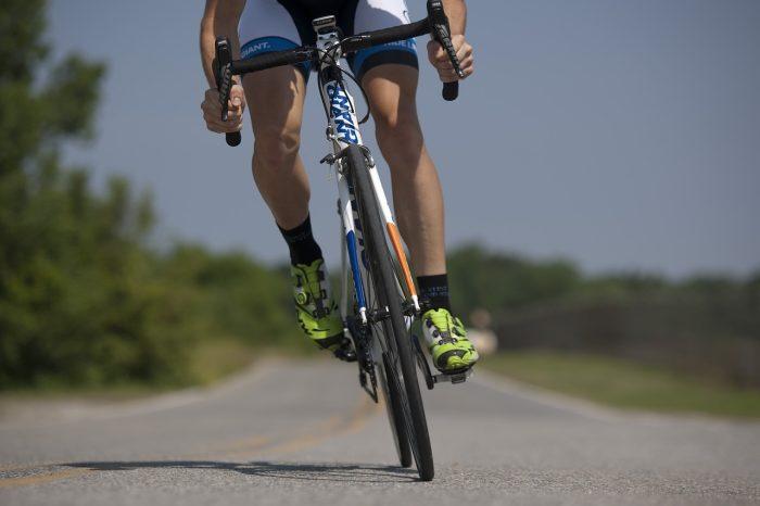 Triathlon: la frazione di ciclismo