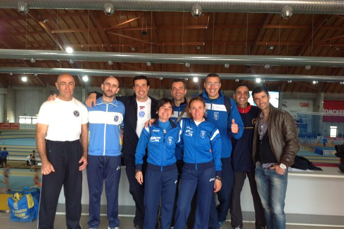 Sette medaglie messinesi agli Italiani Master di Ancona