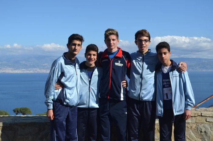 Nazionali Studenteschi: in gara Lisa e la squadra dell'IC di Gioiosa