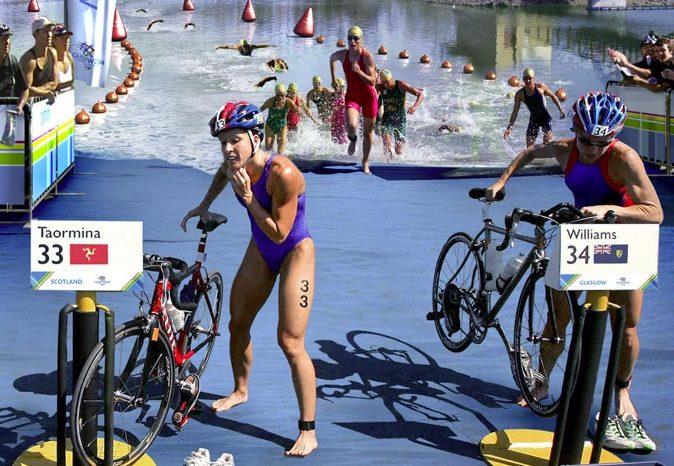 Salgono in Italia le quotazioni del triathlon