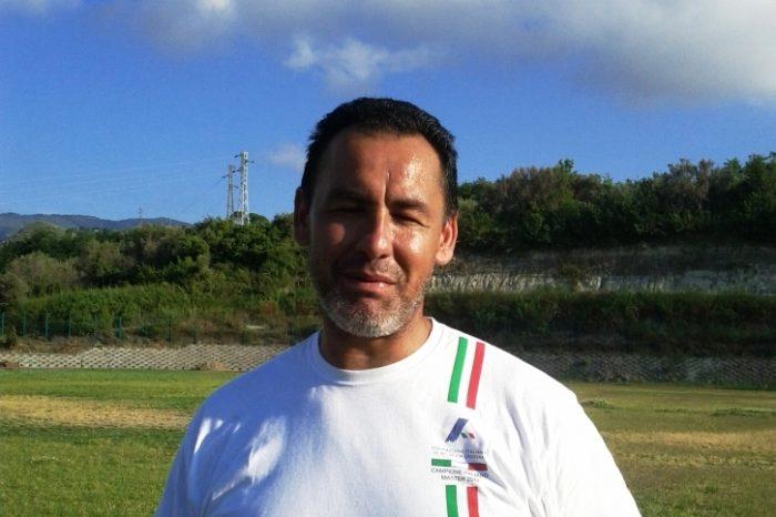 Francesco Longo oro agli Italiani di Pentathlon Lanci Master