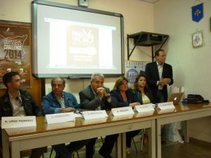 Conferenza stampa CONI