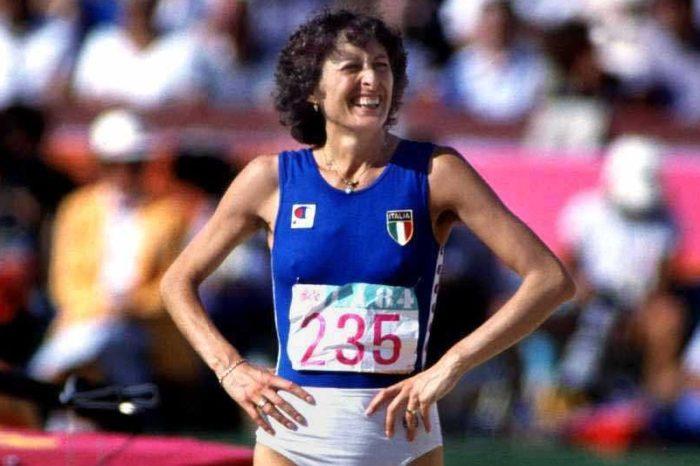 Sara Simeoni olimpionica del secolo