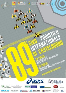Locandina Giro Castelbuono 2014