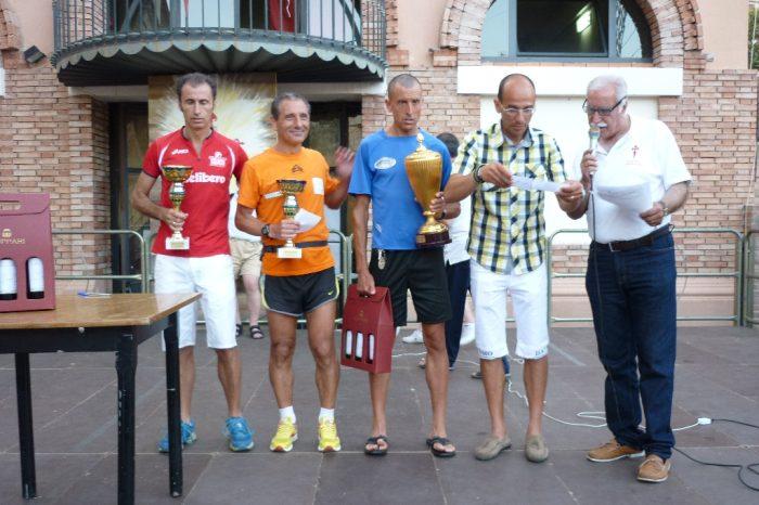 """Arcidiacono e Gasbarro primi al """"Trofeo San Giacomo"""""""