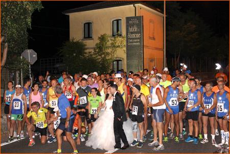 Maratona alla Filippide, trionfano Di Giorgi e Fiorino