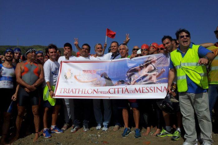 Fervono i preparativi per il 2° Triathlon della Città di Messina