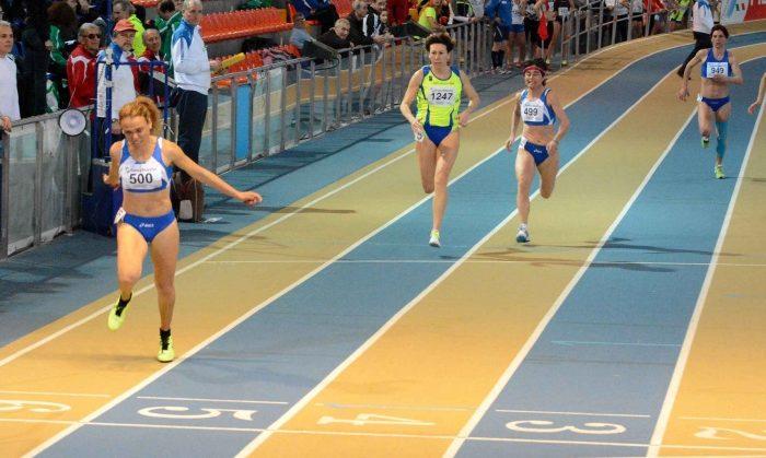 Oro europeo per Maria Ruggeri, sul podio Marta Roccamo