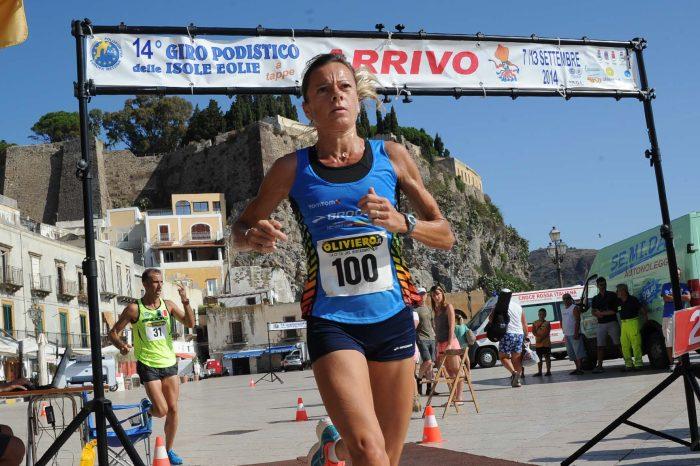 """Il """"XIV Giro Podistico delle Isole Eolie"""" verso il gran finale"""