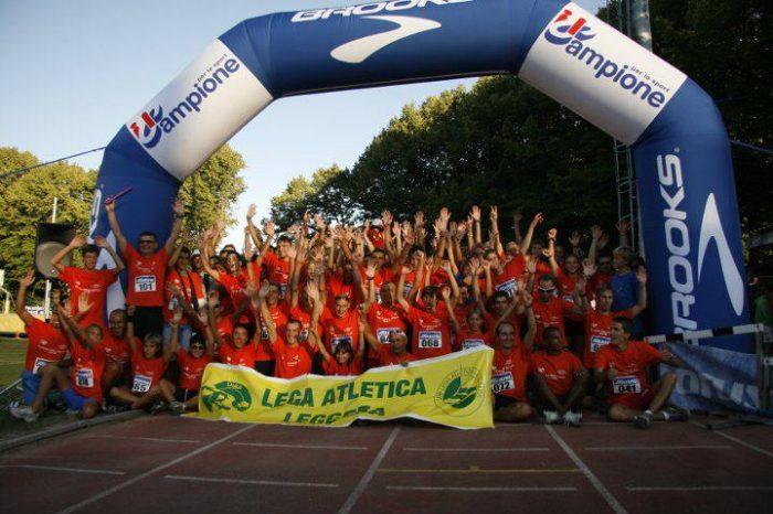 Record di iscritti ai Campionati Italiani UISP su pista