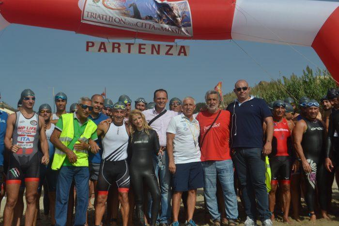 """Doppietta palermitana al """"II Triathlon della Città di Messina"""""""