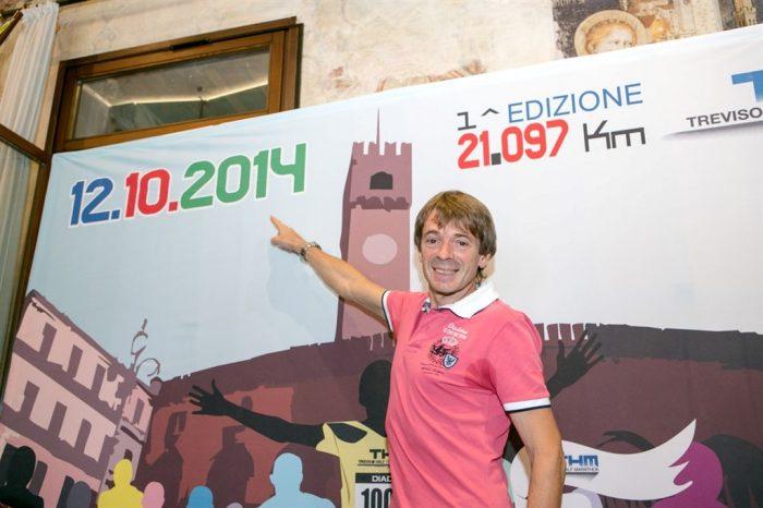Treviso Half Marathon, un debutto colorato di rosa