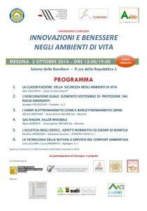 convegno 3 ottobre 2014