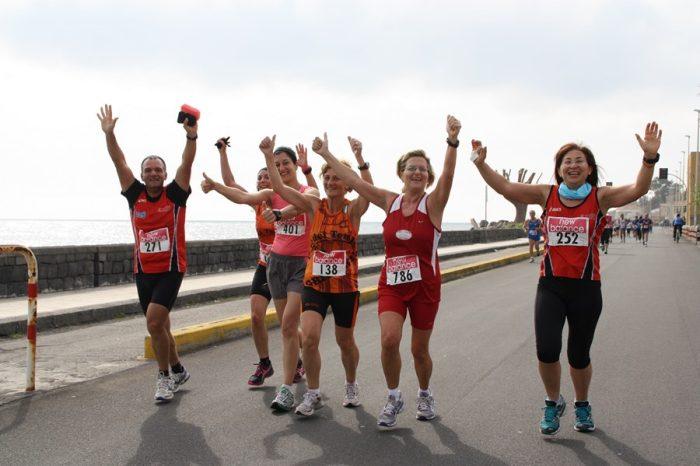 Oltre 500 iscritti alla Maratonina del Golfo