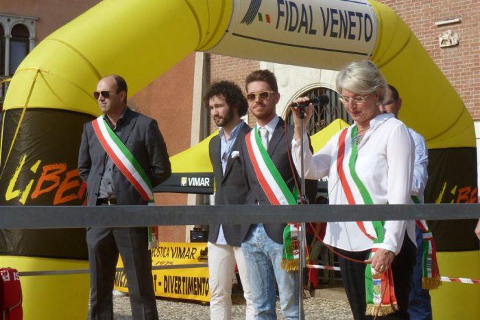 """Marostica, in 500 di corsa per """"Libera"""""""