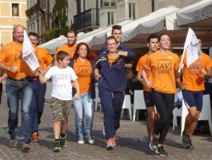 Libera_il gruppo dell'Atletica Vicentina