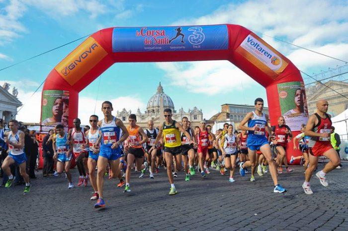 Il 1° novembre a Roma la Corsa dei Santi