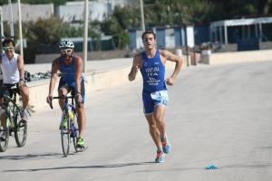 vincitore triathlon