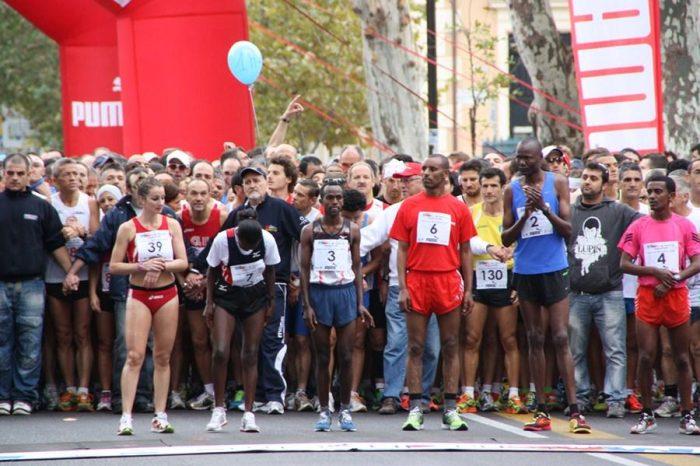 """Il percorso della """"XX Maratona Città di Palermo"""""""