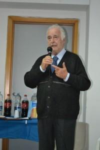Festa dell'Atleta (il presidente Giuseppe Carmignani)