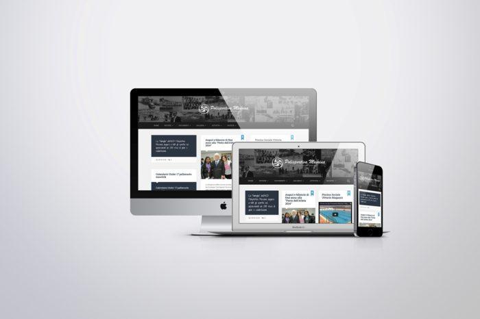E' online il nuovo sito dell'Asd Polisportiva Messina