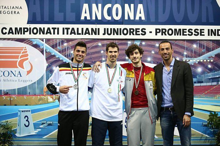 Argento che vale oro per Antonio Trio ai Campionati Italiani