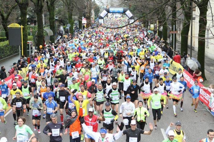 """In più di 5.000 per la """"Treviso Marathon 1.2"""""""