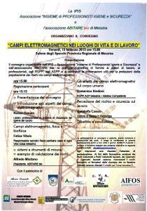 campi elettromagnetici 13 febbraio