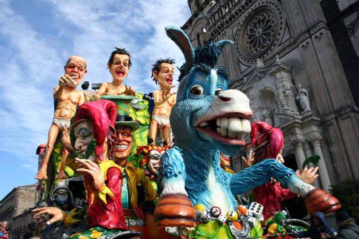 """Sport e divertimento al """"Trofeo Carnevale"""" di Acireale"""
