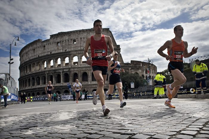 """Presentata la 21^ edizione della """"Maratona di Roma"""""""
