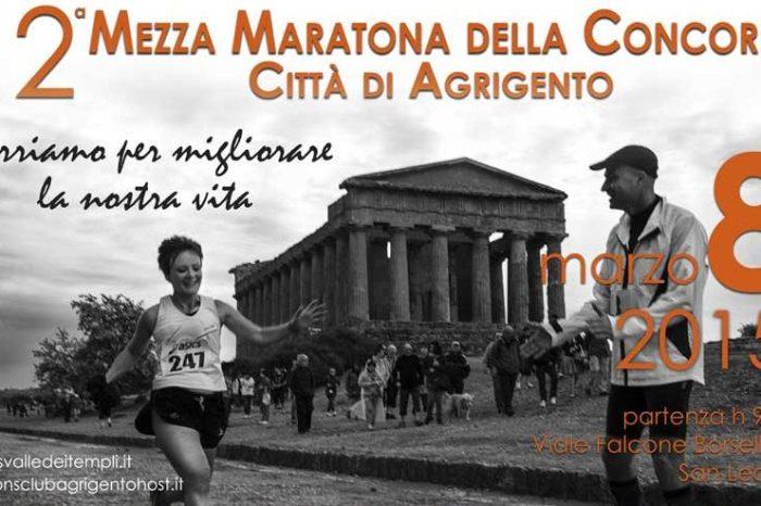 Dodicesima edizione per la Mezza Maratona della Concordia