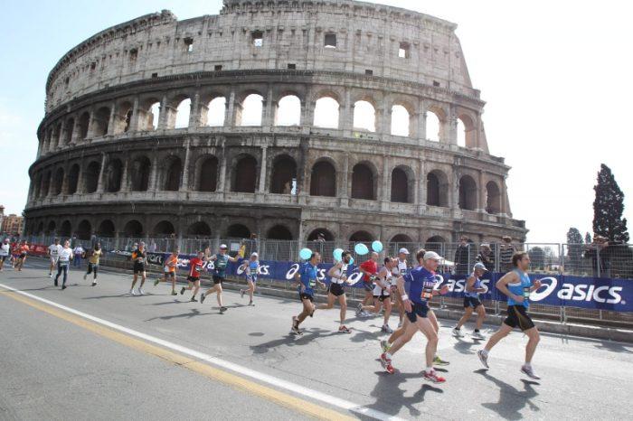 """Statistiche e curiosità sulla """"21^ Maratona di Roma"""""""