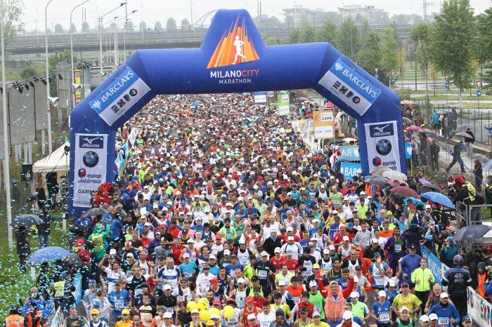 "Sipario alzato sulla ""SuisseGas Milano Marathon"""