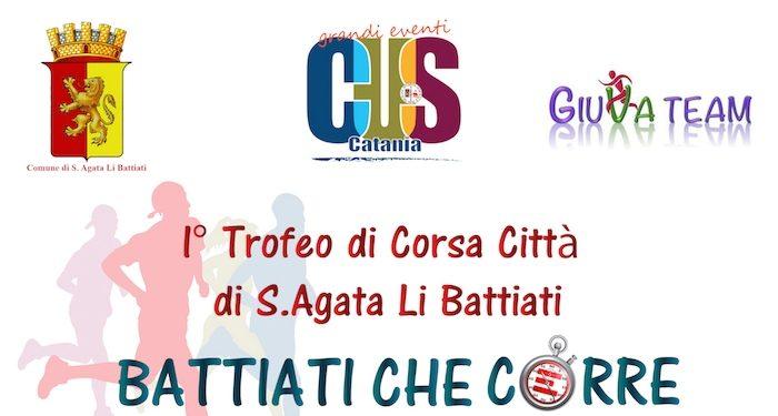 Il 7 giugno si corre a Sant'Agata Li Battiati