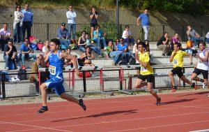 VITTORIA DI PIERPAOLO GARFI' (ATL.VILLAFRANCA) NEI 100m