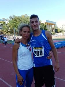 Maria Ruggeri e Stefano Ferrarotto