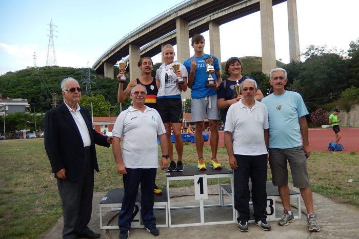 Bilancio positivo per i Campionati Regionali Assoluti