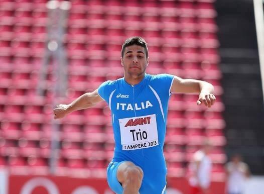 Antonio Trio manca la finale nel triplo agli Europei Under 23
