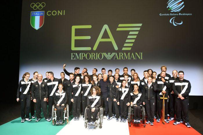Rio2016: la nuova divisa olimpica dell'Italia