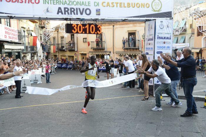 Africani grandi favoriti al 90° Giro Podistico di Castelbuono