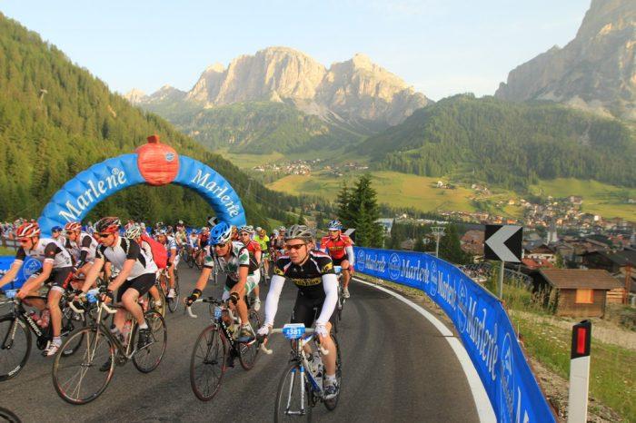 "23 messinesi al via della ""Maratona dles Dolomites"""