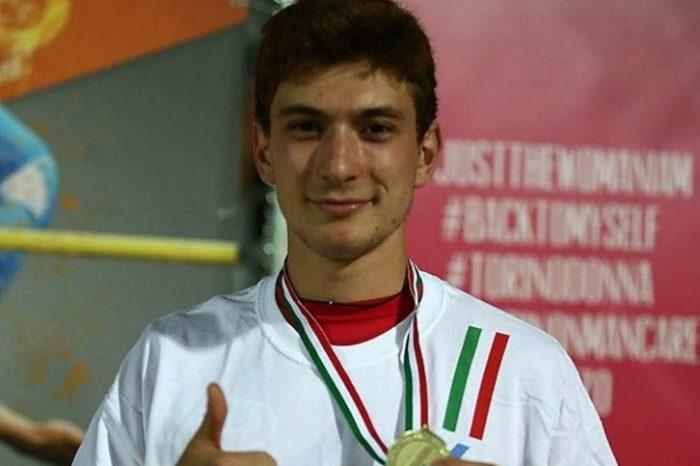 Assoluti Torino, Filippo Randazzo si laurea Campione Italiano