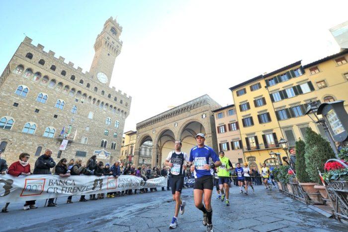 Firenze Marathon: svelata la maglia tecnica ufficiale
