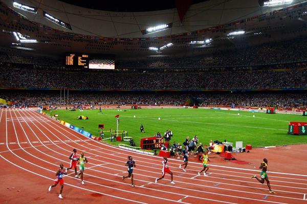 A Pechino il via ai Mondiali di atletica