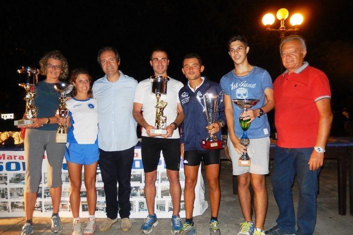 """Zappia e Colafati vincono la """"32^ Maratona di Ferragosto"""""""
