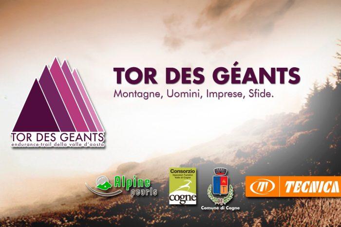 Il Tor des Geants ripreso dalle telecamere giapponesi