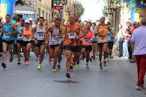 Partenza gara Santo Stefano di Camastra