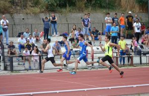 Precedente gara regionale a Messina