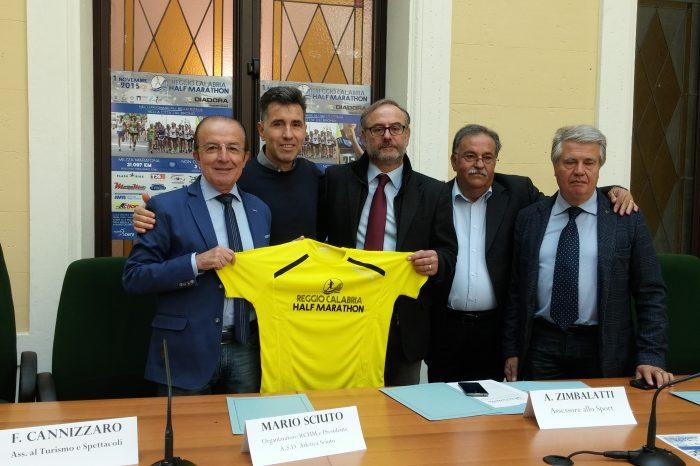 Domenica la quarta Reggio Calabria Half Marathon