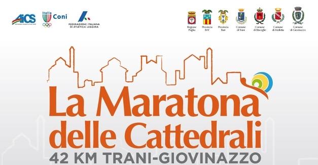 """In Puglia il 20 dicembre si corre la """"II Maratona delle Cattedrali"""""""